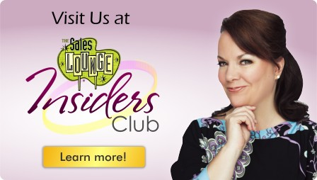 Visit Us at The Sales Lounge Insiders Club